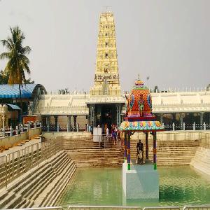 Tirumala/Tirupati to Kanipakam Taxi Services