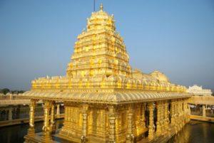 TirumalaTirupati to Golden Temple Vellore Cab Services