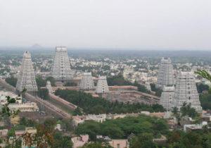 Tirupati to Tiruvannamalai Cab Services